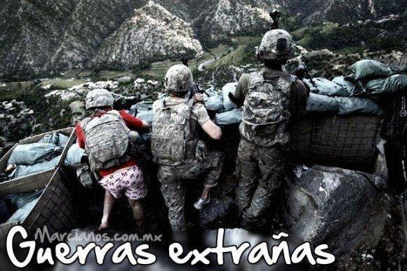 guerras extrañas