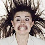 Fotografías: azotados por el viento en la cara