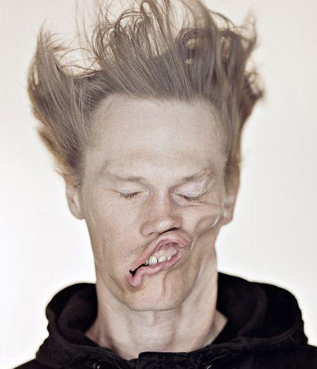 Fotografías: azotados por el viento en la cara 101