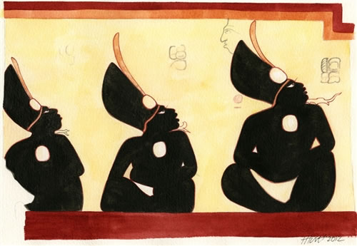 Calendario Maya más allá del 2012 (2)