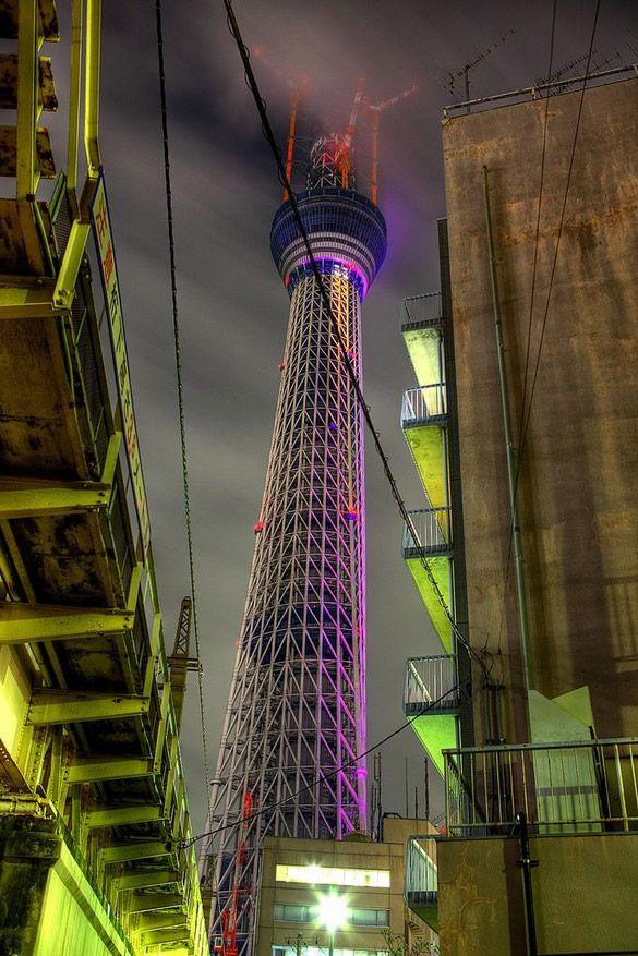 Tokio Skytree (2)
