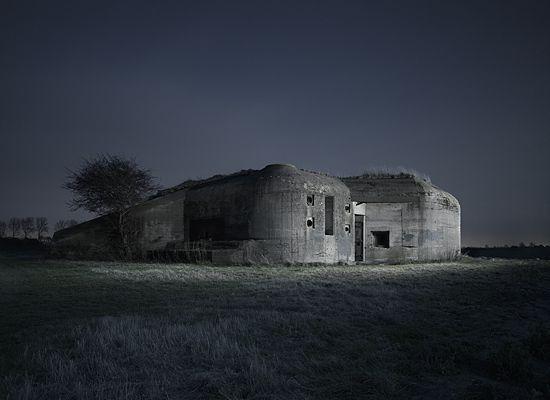Bunkers Segunda Guerra Mundial (8)