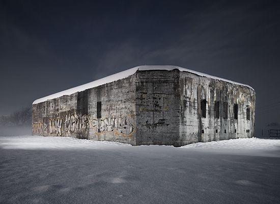 Bunkers Segunda Guerra Mundial (7)