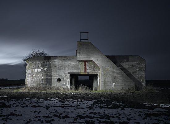 Bunkers Segunda Guerra Mundial (6)