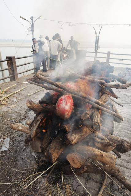 Ghats de Varanasi (5)