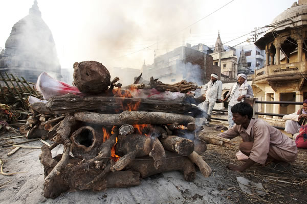 Ghats de Varanasi (3)