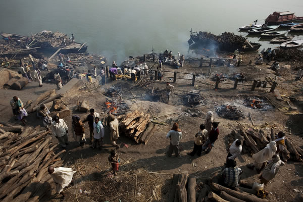 Ghats de Varanasi (2)