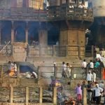 Ghats de Varanasi, macabra tradición