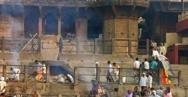Ghats de Varanasi (1)