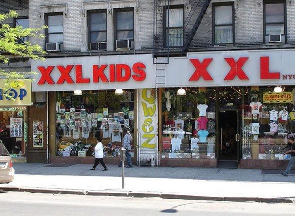 Solo pasa en Nueva York XXL_KIDS