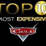 Lo 10 autos más costosos