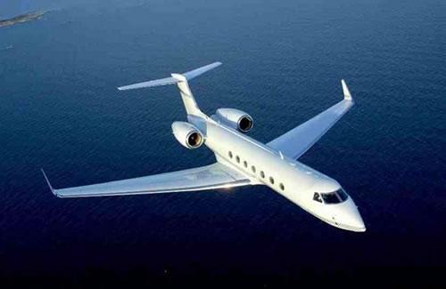 Los regalos de boda más caros Gulfstream-jet