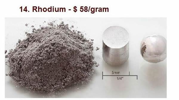 materiales más costosos (14)