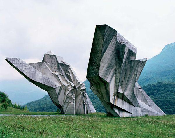 Monumentos abandonados Yugoslavia (16)