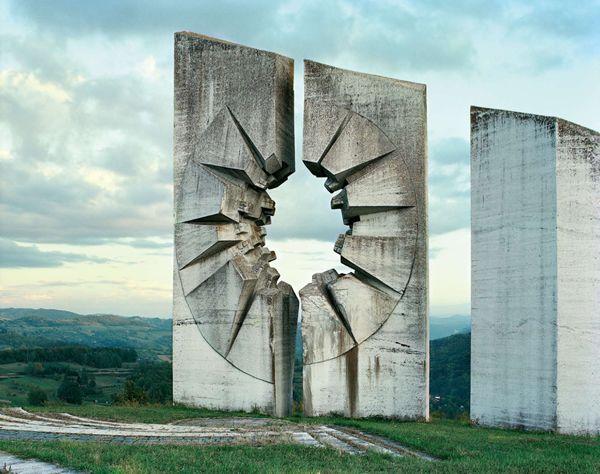 Monumentos abandonados Yugoslavia (21)