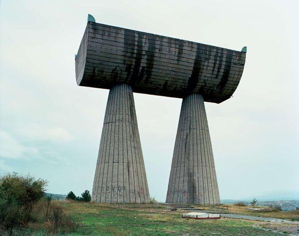 Monumentos abandonados Yugoslavia (20)