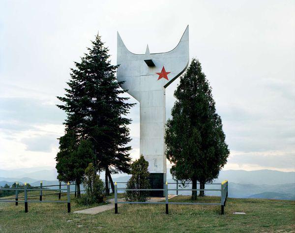 Monumentos abandonados Yugoslavia (8)