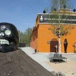 Museo de la cultura funeraria en Rusia