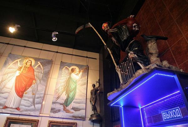 Museo de la cultura funeraria en Rusia (8)