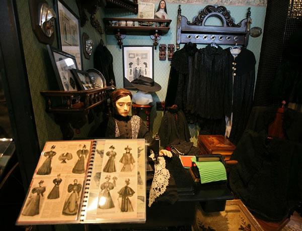 Museo de la cultura funeraria en Rusia (6)