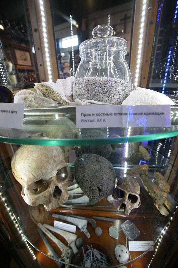 Museo de la cultura funeraria en Rusia (4)