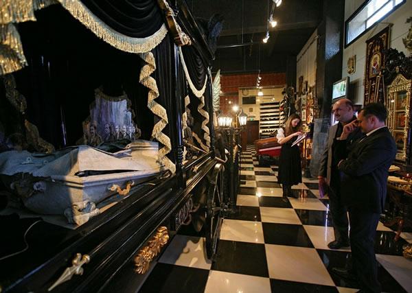 Museo de la cultura funeraria en Rusia (3)