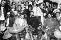 En México NO hubo revolución