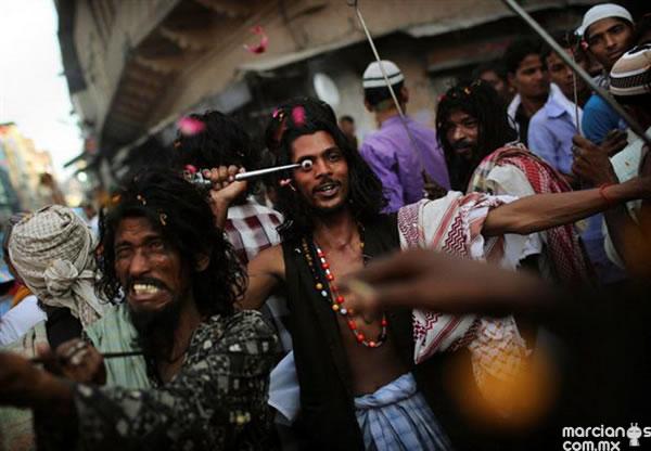ritual sufí en India (6)