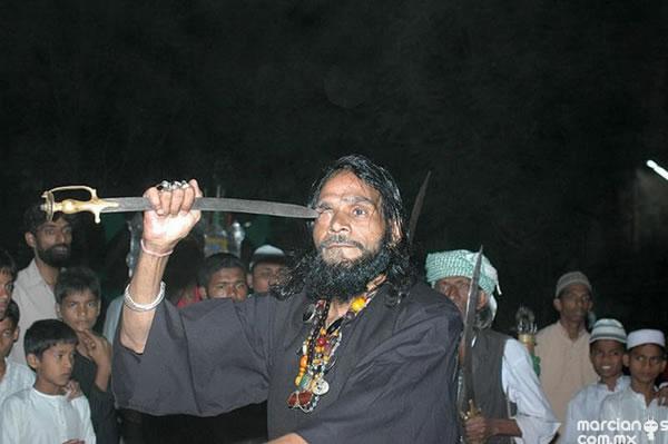 ritual sufí en India (4)