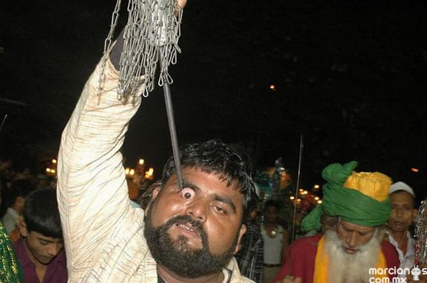 ritual sufí en India (3)