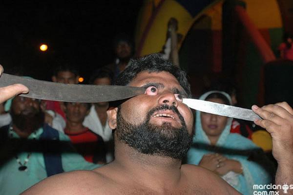 ritual sufí en India (2)