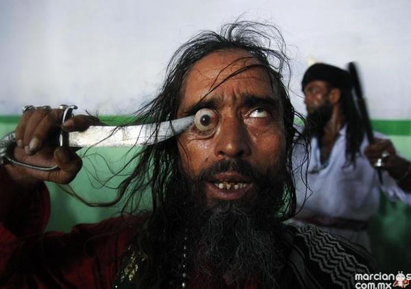 ritual sufí en India (1)