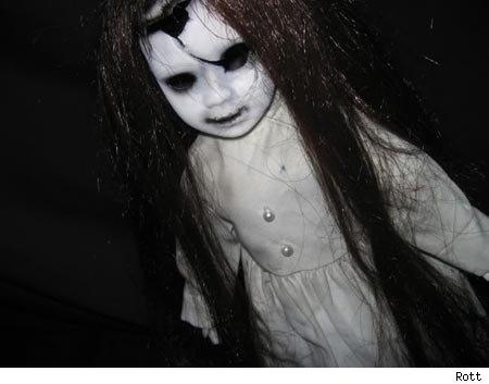 muñeca diabolica