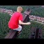 Skywalking, nueva moda entre jóvenes rusos