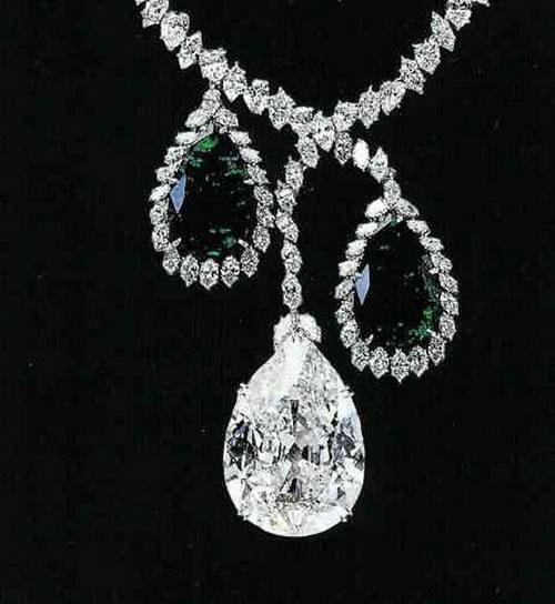 Los regalos de boda más caros Star-of-the-east-diamond-necklace