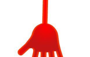 Sticky Hands Coca Cola