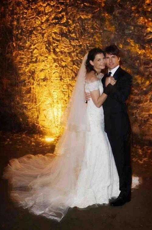 Los regalos de boda más caros Tom-cruise-wedding
