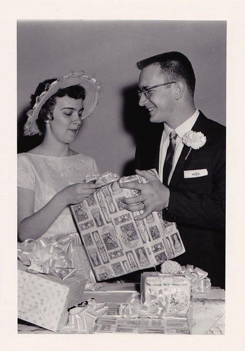 Los regalos de boda más caros Vintage-wedding