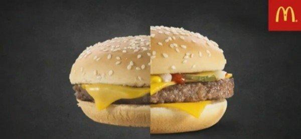 Hamburguesa McDonal