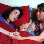 Stacy Comerford, Síndrome de la bella durmiente