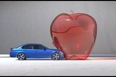 "BMW M5 – ""Bullet"" Comercial"
