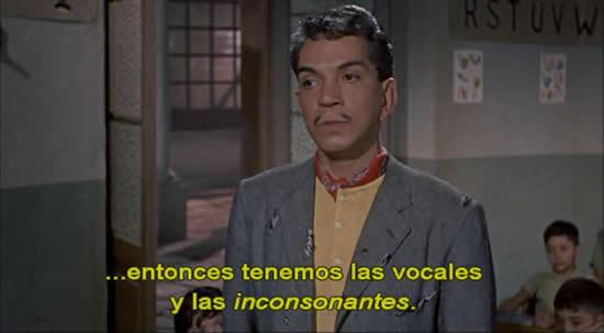 el analfabeta cantinflas