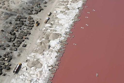 Lago rosa (2)