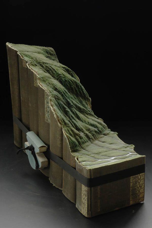 esculturas esculpidas en libros (6)