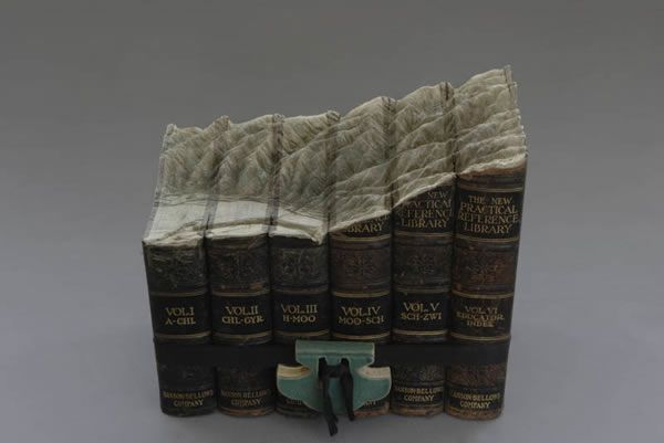 esculturas esculpidas en libros (3)