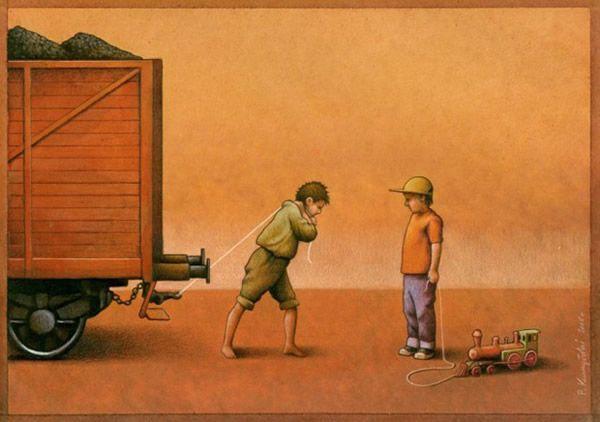 ilustración sátira (9)