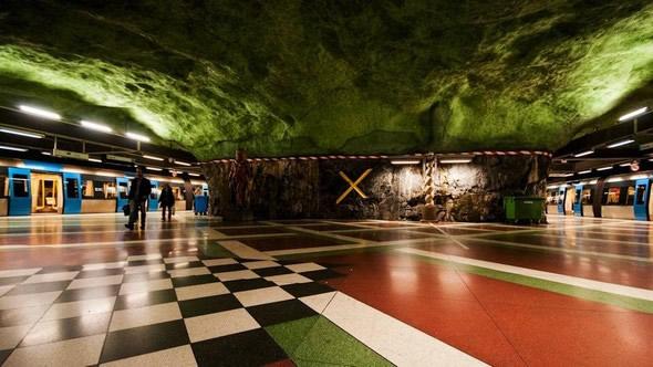metro de Estocolmo (9)