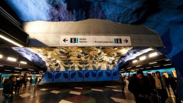 metro de Estocolmo (7)