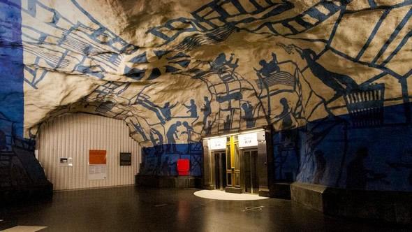 metro de Estocolmo (2)