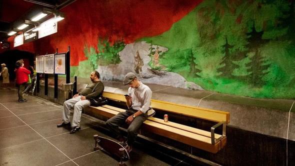 metro de Estocolmo (5)
